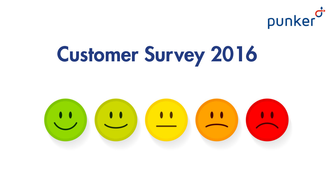 Customer Survey 2016 - Punker Usa