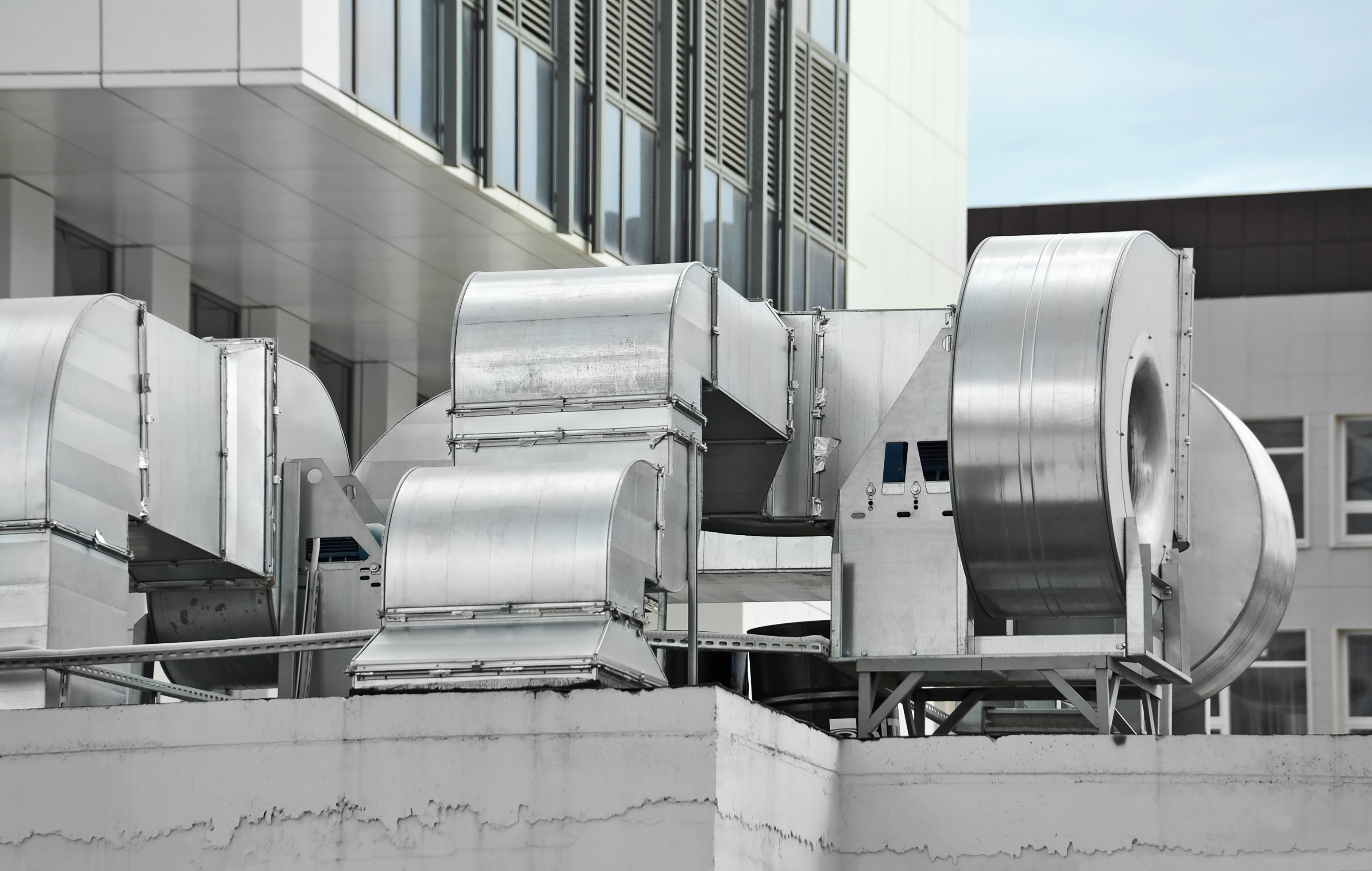 Industrial Air Systems : New energy efficiency standards for hvac punker usa